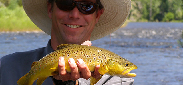 Best Montana Fly Fishing